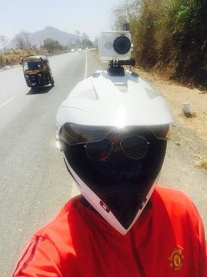 Holi Highway Hungama   Mumbai To Gujarat India   Honda CB Unicorn 160cc