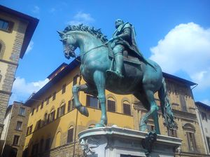 Into the birthplace of renaissance ~ Florence