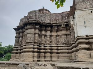 Temple with history of 1000 years