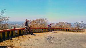 From Madiwala to Nandi on Bicycle