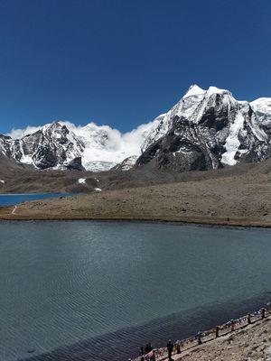 Plan your next trip to Gurudongmar Lake, North Sikkim and experience the unexplored Himalayas!