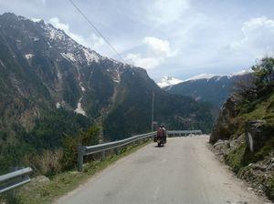 "Solo Backpacking to Gangotri and Gaumukh- ""The Source of River Ganga"""