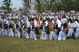 Amazing Festival In The Land Of Mishimi & Singphou People In Arunachal Pradesh