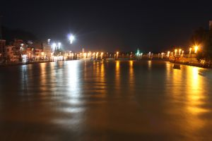 Night Life at Haridwar- Uttrakhand | Are you brave enough to do it