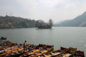 Nainital - A Must City to see for Boating Lovers