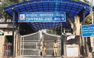 Tihar Jail 1/undefined by Tripoto