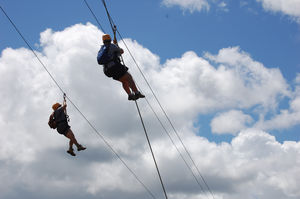 Enjoy A Thrilling Ride At World's Longest Zipline