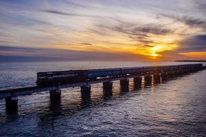 Everything You Need To Know About Taking The Train Ride Over Pamban Bridge