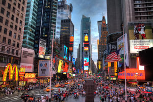 Bengaluru To Get Its Own Times Square