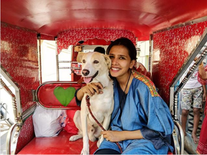 Hey Pet Parents! Watch Out For This Delhi Woman's Journey With Her Two Dogs