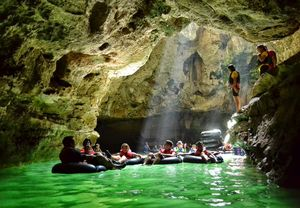 Goa Pindul Cave Tubing: Experience Exhilaration In Underground River