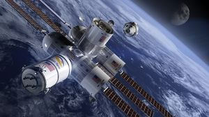 Experience Ecstasy: World's First Ever Space Hotel To Open By 2022