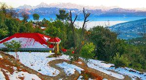 7 Best Resorts In Kausani
