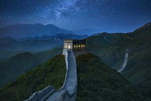 You Can Now Spend A Night At The Great Wall Of China