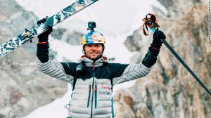 Meet The First Person To Complete Historic Ski Descent Of K2
