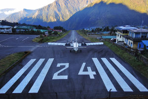 This Is The World's Most Dangerous Airport
