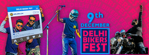 Delhi Bikers Fest Is Here To Introduce 'Motorcycling At Its Best!'
