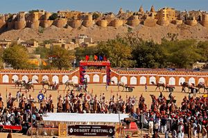 Jaisalmer Desert Festival: Colorful Extravaganza Of Rajasthan's Culture