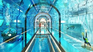 World's Deepest Swimming Pool Is Opening in Poland
