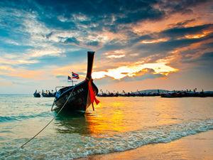 Thailand's Maya Bay Beach to Remain Closed till 2021