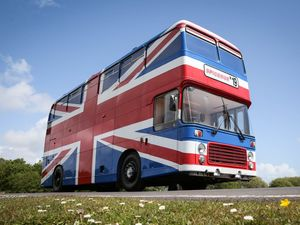 You Can Now Rent the Original Spice Bus from 'Spice World' for Less Than $130 a Night