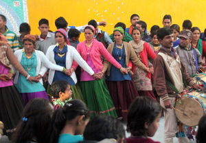 In Hills of Uttarakhand, Death Is 'Celebrated' with a Dance
