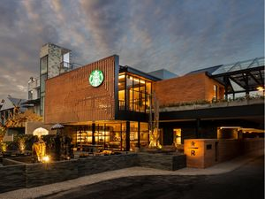 Starbucks' Stunning Coffee Sanctuary in Bali Is the New Tourist Spot