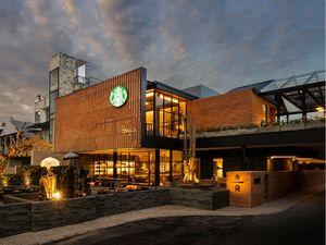 Starbucks' Stunning Coffee Sanctuary in Bali Is the New Tourist Spot
