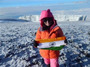 Itbp Dig Aparna Kumar Becomes the First Civil Servant to Summit Mount Denali in North America