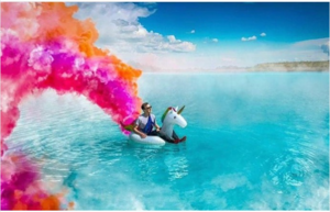 This Beautiful Chemical Waste Dump in Siberia Is the New Instagram Obsession