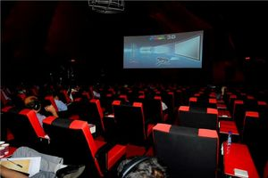You Can Now Enjoy Cinema And Dinner Under One Roof In World's First Ever Dine-In Theatre