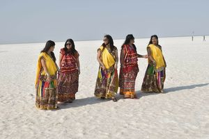All girls trip to the Rann of Kutch - An attempt to break the glass ceiling
