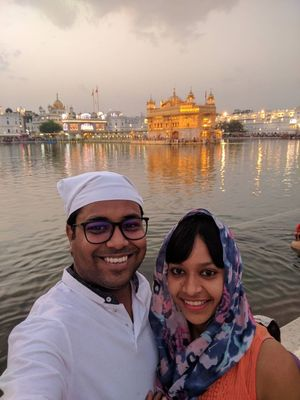 Soul-searching journey to Amritsar, Mcleodganj,Triund,Dharamsala