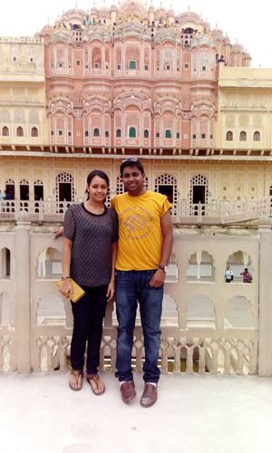 How to experience Royalty in a weekend...Jaipur..The Pink city..