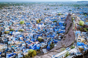 Bluest City of India