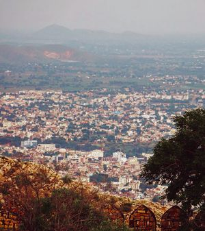 Lesser heard place in Rajasthan with much to explore.