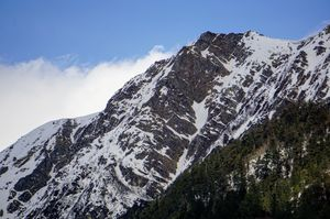 Snowhite Himalyan Hills