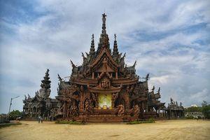 Sanctuary of Truth - Pattaya