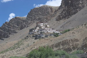 THE MIDDLE LAND                                    SPITI
