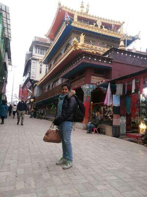 Glimpse of Tibet – Mcleodganj