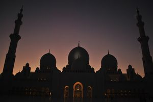 Stunning mosques of Asia