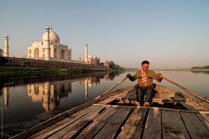 Soon Taj Mahal Will Be Just a Boat Ride Away From Delhi