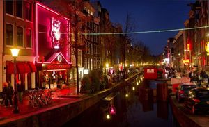 Amsterdam Dreaming? Government Will Soon Crack down on Tourism in Red Light Districts