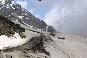 Dalhousie-Sach Pass- Palampur-Mcleodganj-Barot- 9 days of solo biking in Himachal