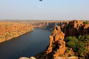Bangalore Weekend Getaway- Gandikota