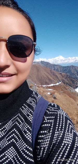 Photography is the best way to savour the memories..#selfiewithaview #tripotocommunity