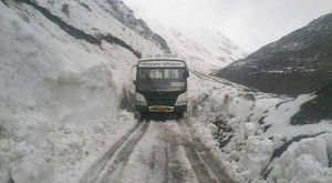 Details About Direct Bus From Delhi To Leh (Leh & Ladakh)