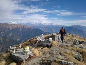 Chopta - Chandrashila Trek: The Most Scenic Yet Easily Accessible Trek