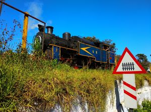 A place to reach by toy train - Coonor
