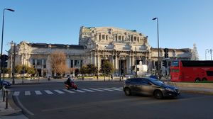 Milano Centrale Railway Station 1/undefined by Tripoto